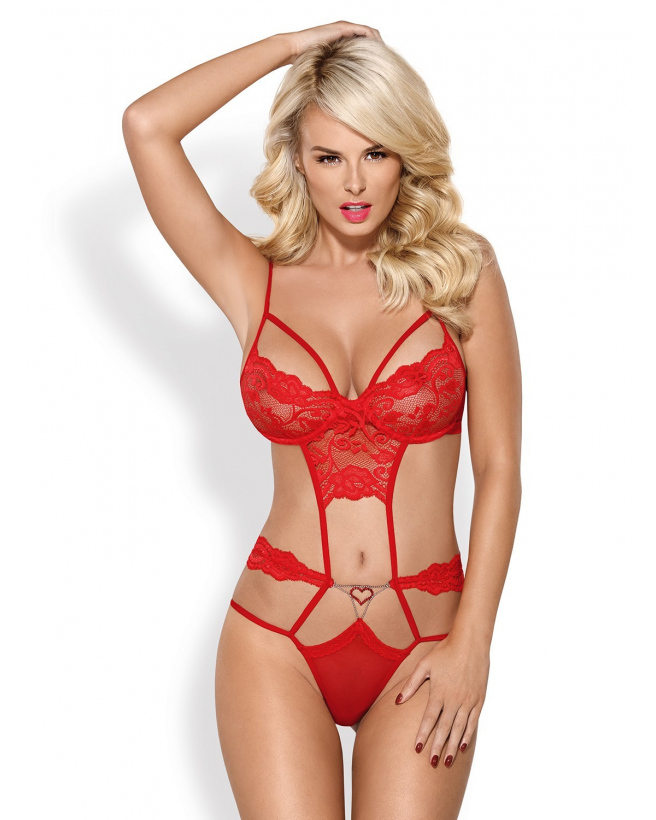 829-TED-3 Body - Rouge