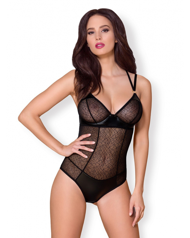 859-TED-1 Body - Noir