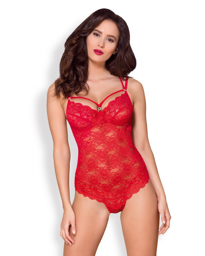 860-TED-3 Body - Rouge