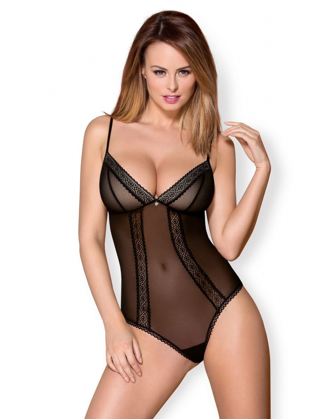 862-TED-1 Body - Noir