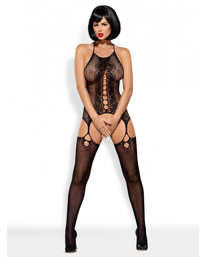 F220 Bodystocking - Noir