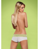 Lacea Pack String & Shorty - Blanc & Vert
