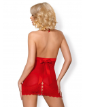 822-CHE-3 Nuisette - Rouge