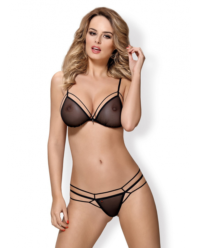 875-SET-1 Ensemble 2 pcs - Noir